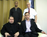 Murad and Mohamed Al Salamouni