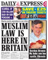 Muslim Law is Here