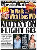 Mutiny on Flight 613