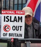 NF Islam Out of Britain