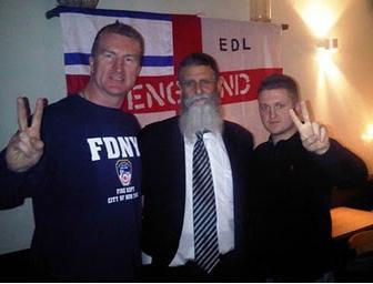 Nachum Shifren with Carroll and Lennon
