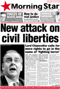 New attack on civil liberties