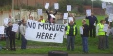 No mosque here 4