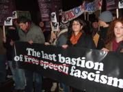 Oxford protest