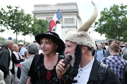 France Cocktail Ban