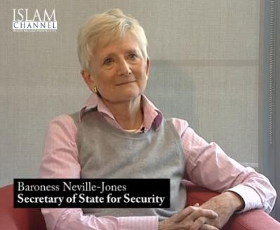 Pauline Neville-Jones on Islam Channel