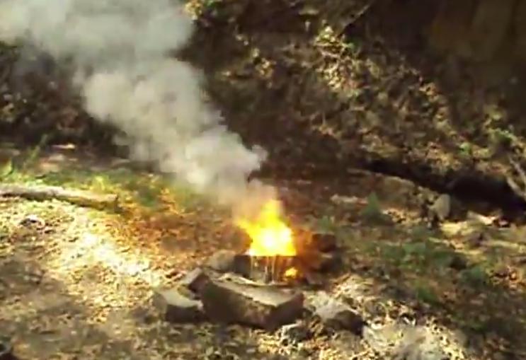 Pavlo Lapshyn test blast