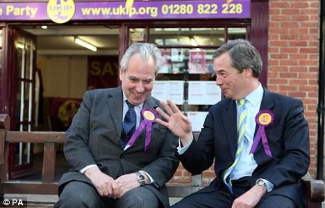Pearson and Farage