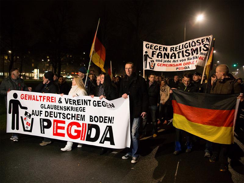 Pegida Dresden