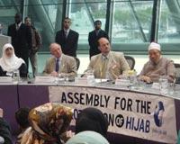Pro-Hijab conference