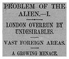 Problem of the Alien