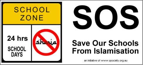 Q Society SOS campaign