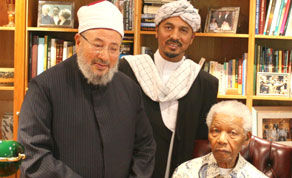 Qaradawi and Mandela