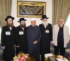 Qaradawi and Neturei Karta