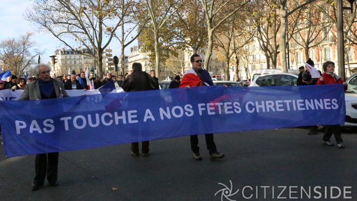 Résistance républicaine demonstration December 2013 (2)