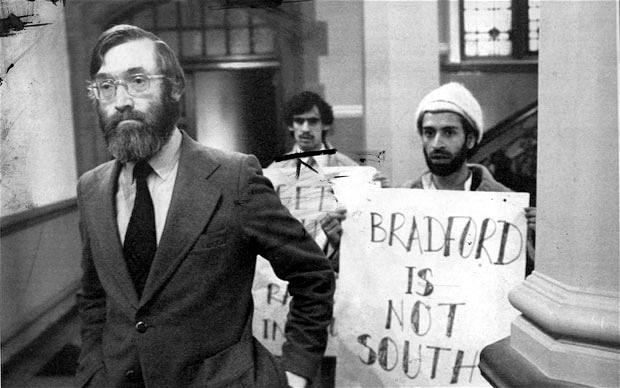 Ray Honeyford protest