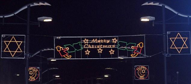 Rochdale lights