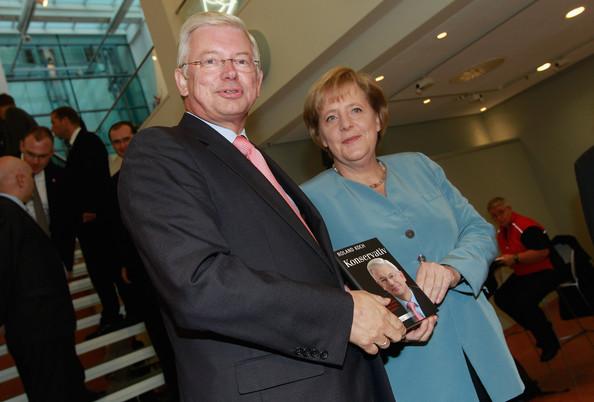 Roland Koch book presentation