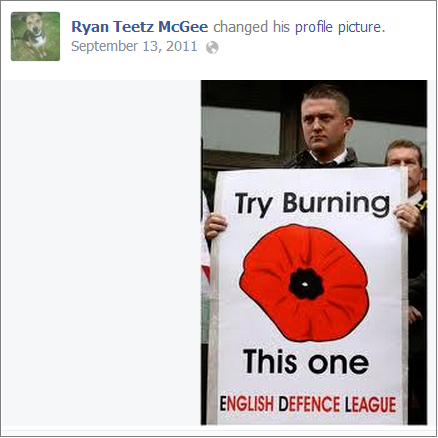 Ryan McGee EDL