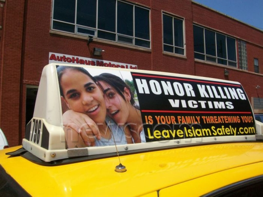 SIOA honor killing campaign