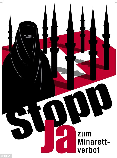 SVP anti-minaret poster