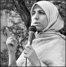 Salma speaking