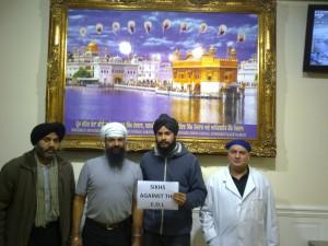 Sikhs Against EDL 3