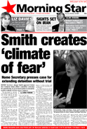 Smith Creates Climate of Fear