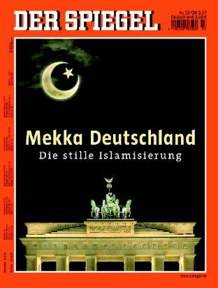 Spiegel Mekka Deutschland