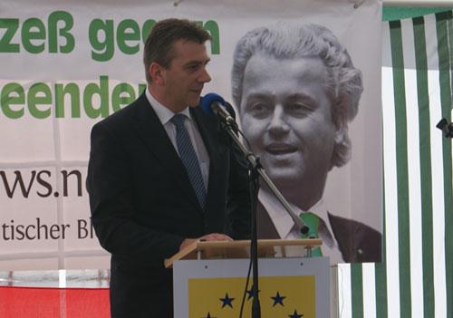 Stadtkewitz and Wilders poster