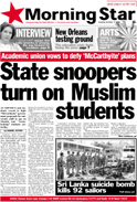 State snoopers