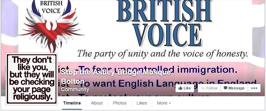 Stop the Astley Bridge Mosque Bolton Facebook page (2)