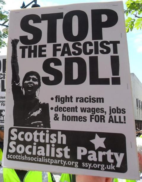 Stop the Fascist SDL