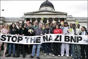 Stop the Nazi BNP