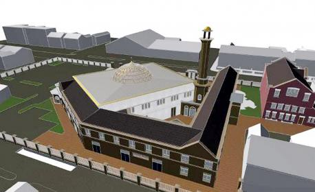 Taiyabah Islamic Centre plan (2)