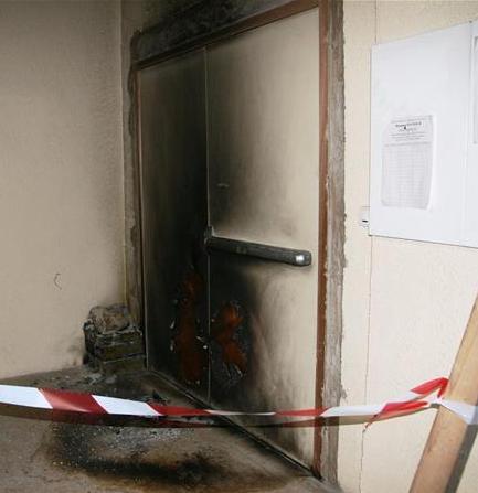 Tarare mosque arson