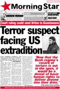 Terror suspect faces US extradition