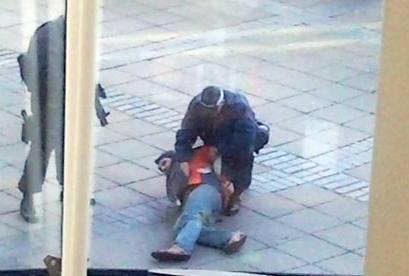 'Terrorist' arrested 2
