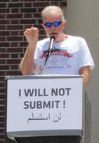Terry Jones I Will Not Submit