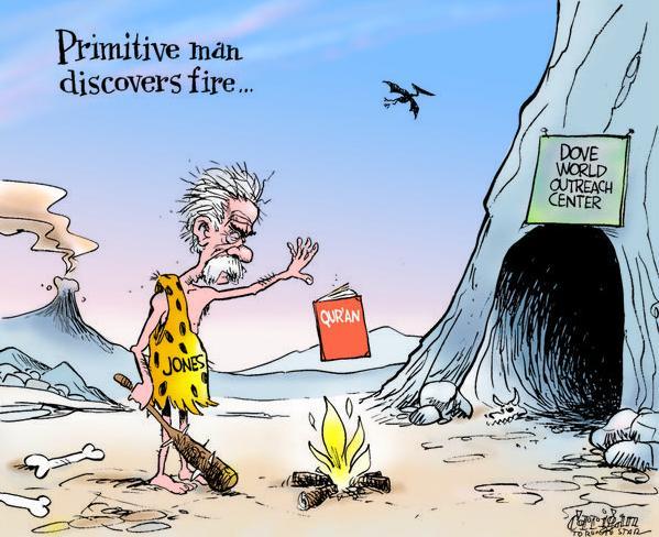 Terry Jones cartoon