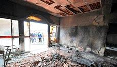 Toulouse mosque arson