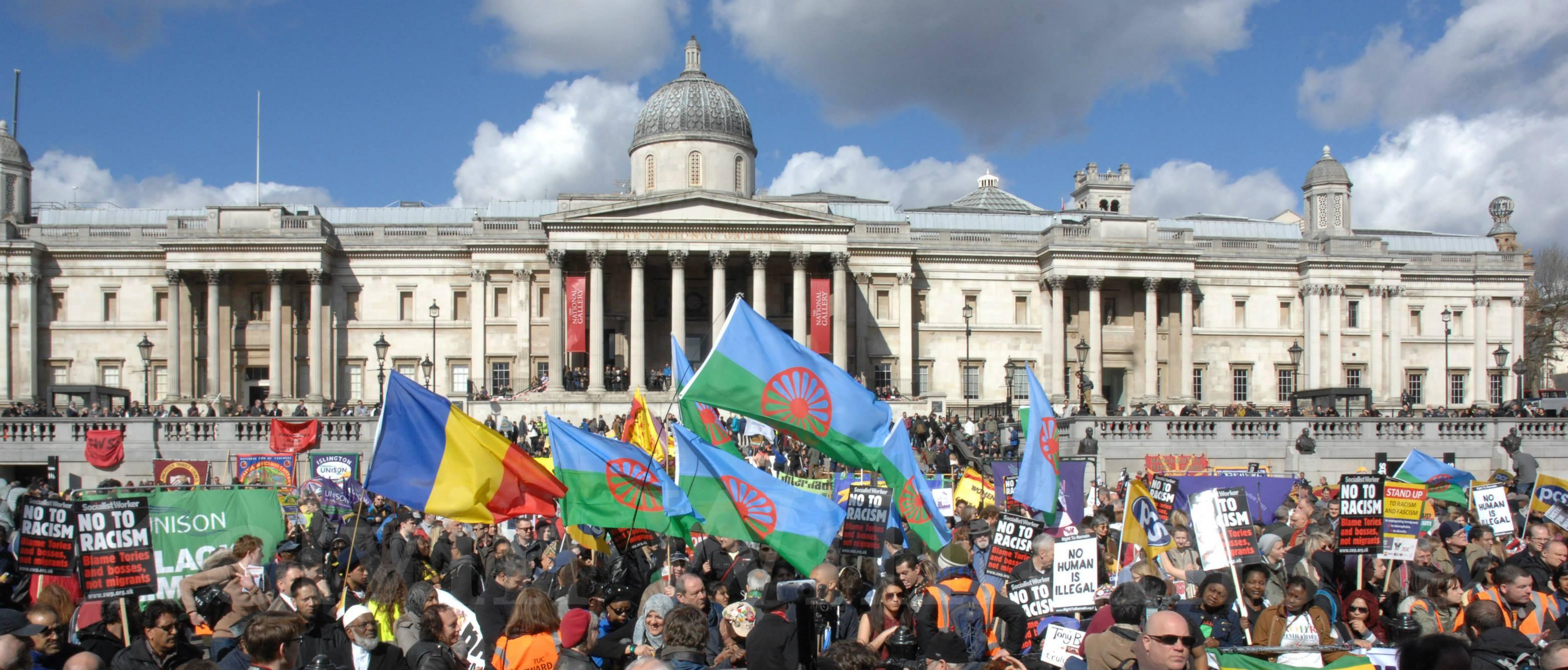 UN Anti-Racism Day London 2014