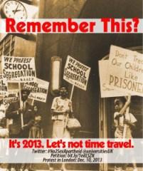 UUK protest ad