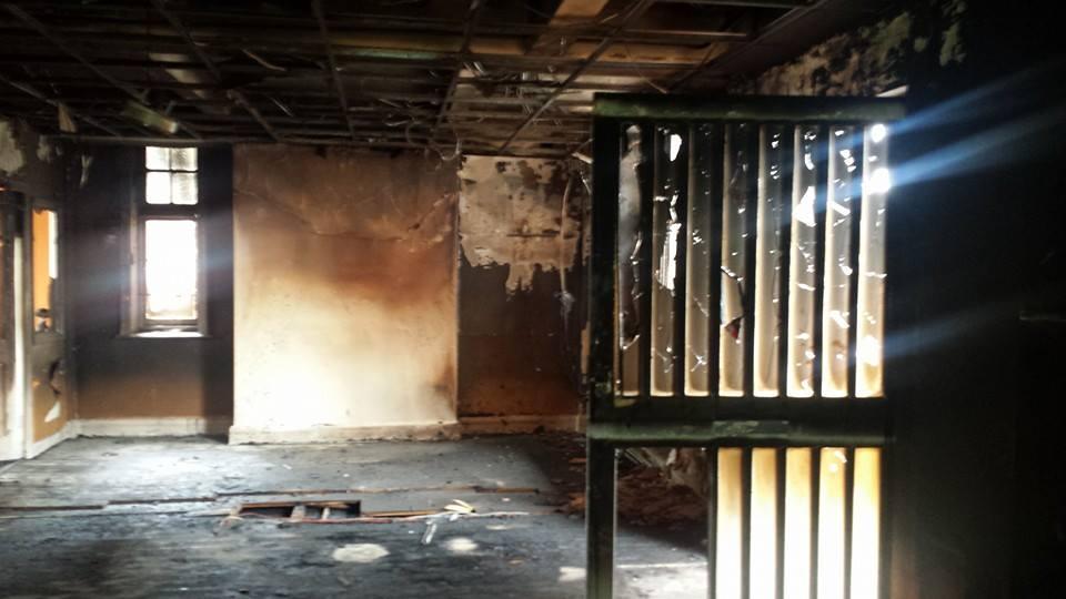 Ulfah Arts arson