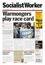 Warmongers Play Race Card