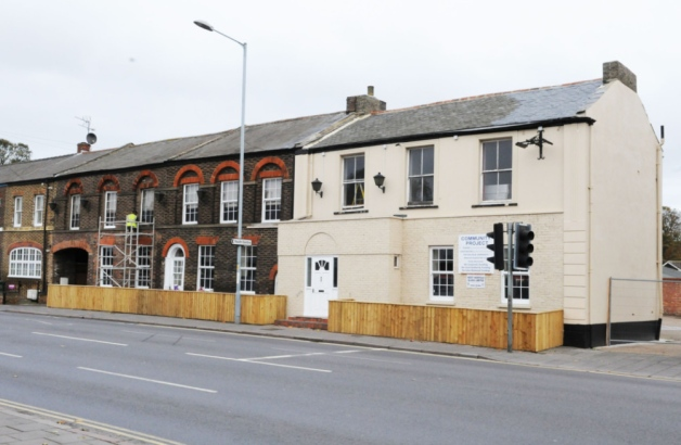 West Norfolk Islamic Association centre
