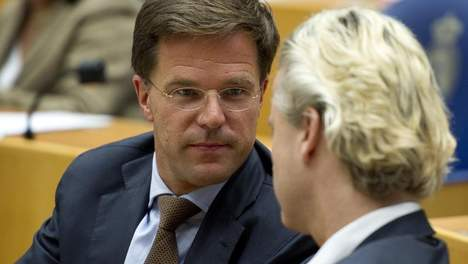 Wilders and Rutte