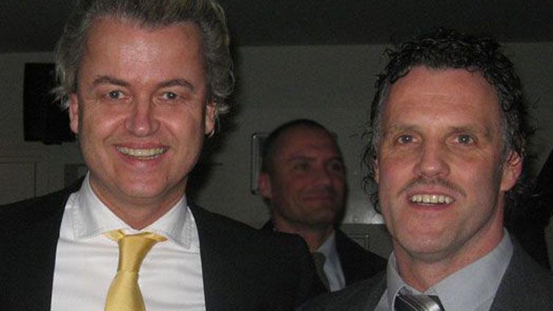 Wilders with Cor Bosman