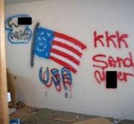 Yermo Nazi graffiti1