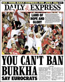 You Can't Ban the Burkha